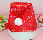 Lot stars of the moon Christmas hat Party supplies Festival festival Gifts J026