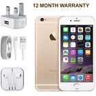 Apple iPhone 6 16GB 64GB 128GB Silver Grey Gold Unlocked Smartphone All Colours