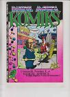 komiks - Radical America Komiks #1 FN (2nd) gilbert shelton - freak bros - s. clay wilson