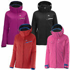 Salomon Impulse Jacket Damen Ski Snowboardjacke Winterjacke Funktionsjacke