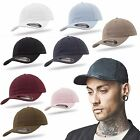 Flexfit Cap Garmet Washed Cotton Dad Hat Vintage Look Low Profile Unisex 6997