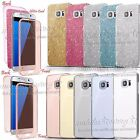 Ultra Thin Slim 360 TPU  Gel Skin Cover Case Pouch for Samsung Galaxy S6 S7 Edge