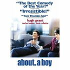 ABOUT A BOY DVD, 2003 Widescreen BRAND NEW SEALED
