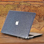 "Bling Glitter Leather Coated Rose Gold/Silver Case for MacBook Air Pro 13"" 13.3"""
