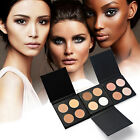 4 Colors Women Shimmer Highlighter Bronzer Eyeshadow Pressed Powder Exquisite