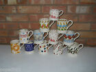 Emma Bridgewater Large Collection of ½ Pint Mugs and Baby Mugs 10 Designs - New