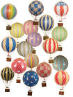 Authentic Models AP160 Floating the Skies Hot Air Balloon Replica 11 Colors