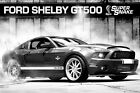 New GT 500 Supersnake Ford Shelby Poster