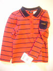 IZOD girls shirt top long sleeve red size 3T 4T NEW