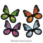 A717 Soft Satin Fairy Angel Butterfly Wings Pixie Hens Costume Party Accessory