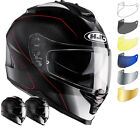 HJC IS-17 Arcus Motorbike Helmet & Visor Full Face Motorcycle Bike Crash Lid ACU
