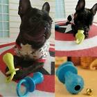 Yooocart Durable Soft Small Rubber Bone Squeaky Puppy Dog Pet Chew Playing Toy