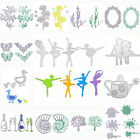 Metal Die Cutting Dies Stencil DIY Scrapbooking Album Paper Card Embossing Craft