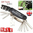 16 in 1 Cutter Cycling Repair Tools Kit Multi-function Bike Bicycle Wrench Chain