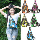 Backpack Shoulder Messenger Sling Chest/ Hiking Bicycle Bag