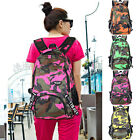 Women's Vintage Travel Rucksack School Bag Satchel Bookbags Backpack 8 Colors