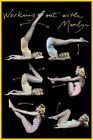 New Working Out with Marilyn Marilyn Monroe Poster
