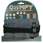 Oxford Comfy Herringbone 3 Pack Motorcycle Neck Warmer **Now Only £10.00**