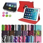 360 Rotating Stand Smart Folio Leather Case Cover New For Apple iPad Air 5th 5