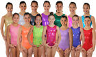 NEW Sparkle Hologram Gymnastics Leotard - Variety of colors