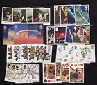 1990-1999  UNMOUNTED MINT  COMMEMORATIVE STAMPS IN YEAR SETS