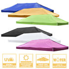 EZ Pop Up Canopy Top Replacement Cover Fit 10ftx20ft Outdoor Patio Sunshade Tent