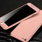 for iPhone 7 7 Plus New luxury Ultra Thin Shockproof Back Matte Full