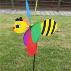 Baby Windmill Wind Spinner Whirligig Children Multicolors Toys Classic Rainbow