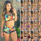 New Women Bandage Bikini Set Padded Push Up Swimwear Swimsuit Bathing Suit Beach