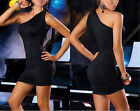 Party Dresses Sexy outfits Cocktail Bodycon One Shoulder Fashion Women Lady