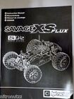 NEW HPI Racing Savage FLUX Mini XS Owners Manual