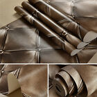 Luxury 3D Damascus Wallpaper Roll Hotel Motel TV Wall Sticker Home Decor 10M New