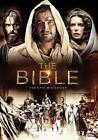 The Bible: The Epic Miniseries (DVD  2013  4-Disc Set) - BRAND NEW