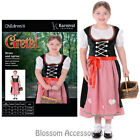 CK854 Gretel Oktoberfest Hansel German Oktoberfest Book Week Girls Dress Costume