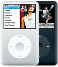 Apple iPod Classic 5th, 6th, or 7th Generation (30GB, 60GB, 80GB, 120GB, 160GB) <br/> 45 Day Guarantee! Tested + Fully Functional
