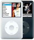 Apple iPod Classic 5th, 6th, or 7th Generation (30GB, 60GB, 80GB, 120GB, 160GB)