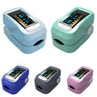 FINGERTIP BLOOD OXYGEN METER SPO2 PULSE HEART RATE MONITOR HEALTHCARE FITTED