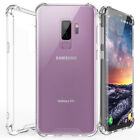 For Samsung Galaxy Note 9/8/S9/S8/Plus Ultra Thin Crystal Clear Hard Phone Case