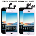 LCD For iPhone 5S A1533 A1453 A1457 Touch Screen Digitizer Assembly Replacement