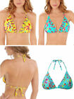 Lepel Sunset 1575690 Non Wired Triangle Halterneck Bikini Top Swimwear