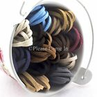 5 yards (4.5 meters) Multi Colour 3mm Micro Suede String Cord Jewelry Making