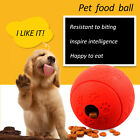 Interactive Pet Dog Treat Trainning Chew Ball Food Dispenser Feeding Toy Supply