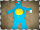 Carters Halloween Monster Costume Size 6-9 12 months Baby Boys NWT New 9-12 mos
