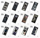 Vintage Retro Classic Camera Hard Back Cover Case for Samsung Galaxy S8/S8 Plus