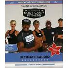 Jay Johnson's Boot Camp Fitness: Ultimate Cardio [Blu-ray] New
