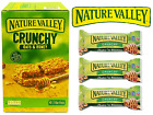 Nature Valley Crunchy Granola Bars Oats Honey Packs Lactose Free Vegetarians
