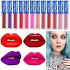 Fashion 12 Color Makeup Waterproof Matte Velvet Liquid Lipstick Long Lasting Lip