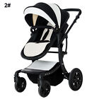 Foldable Baby Stroller Jogger Carriage Infant Aluminum Pushchair High Quality