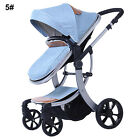 Luxury Baby stroller 3in1 foldable Carriage Infant Travel system Pram pushchair