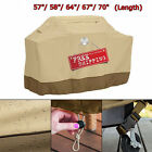 Extra Large 150cm Heavy Duty BBQ Cover Waterproof Barbecue Garden Patio Grill UK